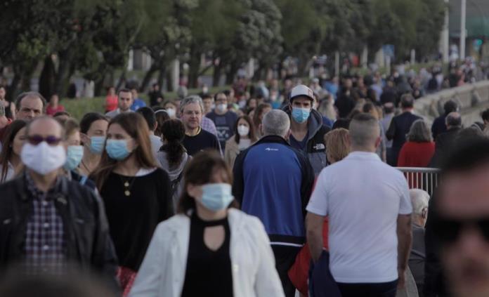 El coronavirus puede permanecer 24 horas infeccioso al aire libre en invierno