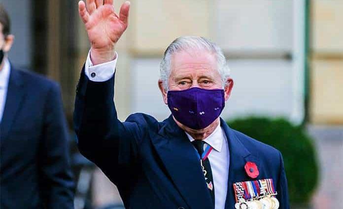 Heredero al trono británico celebra 72 años