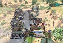 Etiopía captura otra ciudad en su ofensiva para tomar la capital de Tigray