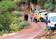 Automovilista muere tras caer a un barranco en camino de Rioverde