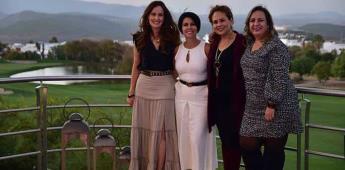 Zayra Ríos de Casillas celebra feliz su cumpleaños