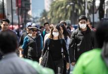 La CDMX se mantiene en semáforo epidemiológico naranja y con alerta ante 100 mil muertes