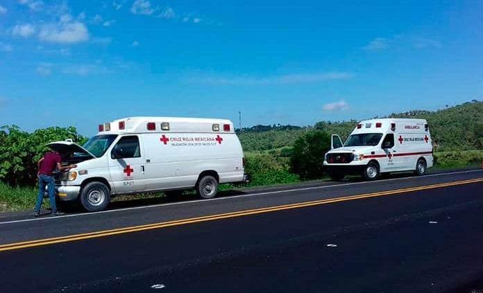 Cruz Roja sin personal para operar ambulancias
