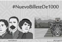 Sale Hidalgo y entra Madero al nuevo billete de mil pesos