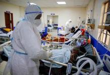 África rebasa la barrera de los dos millones de contagios de covid-19