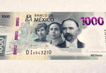 Conoce el nuevo diseño del billete de mil pesos