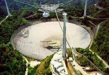El radiotelescopio del Observatorio de Arecibo deja un vacío irreparable