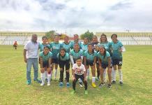 Guerreras FCAS afrontan Liguilla