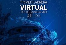 Invitan a carrera virtual municipal