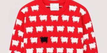 El icónico jersey de Lady Di con oveja negra, convertido en objeto de deseo