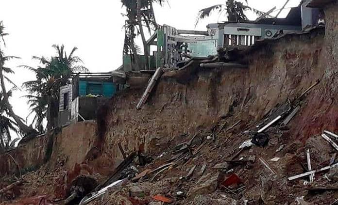Sobrevivieron a dos huracanes seguidos, pero sus vidas quedaron paralizadas