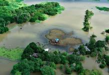 México espera fuertes lluvias en Chiapas, Oaxaca, Puebla, Tabasco y Veracruz