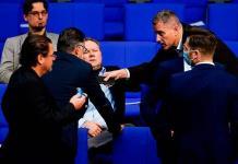 La ultraderecha alemana, entre los desórdenes en el Parlamento y las multas