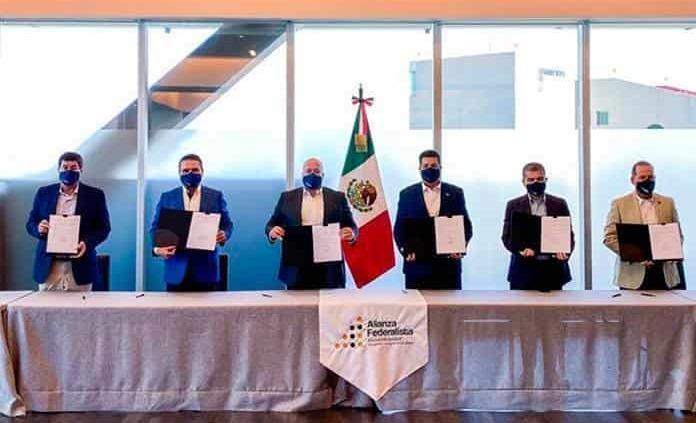 Alianza Federalista presenta plataforma de inversión