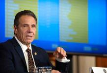 Los Emmy premian al gobernador de Nueva York por apariciones televisivas en pandemia