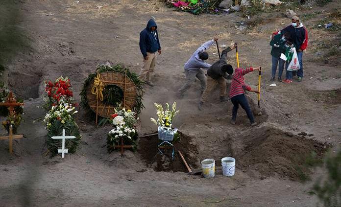 Los 100 mil muertos por Covid, un gran fracaso del gobierno, afirma Corral