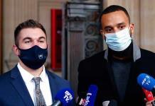 Los héroes del tren Thalys ponen voz al atentado cinco años después