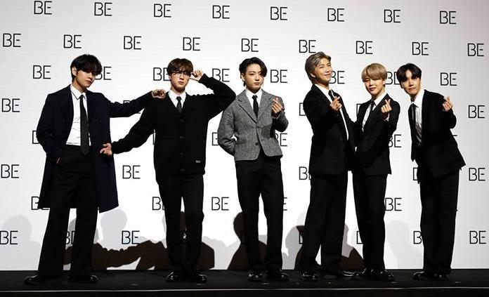 BTS lanza su álbum BE como una carta de esperanza