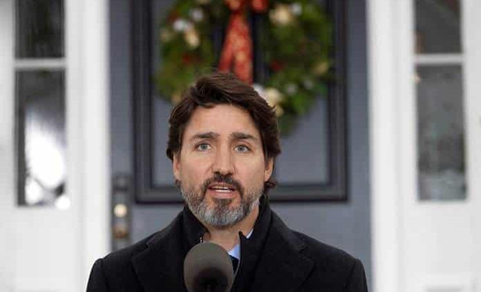 Trudeau implora limitar los contactos ante la escalada de covid-19 en Canadá