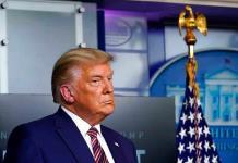Trump acusa a Pfizer de retrasar los datos sobre vacuna para después de los comicios