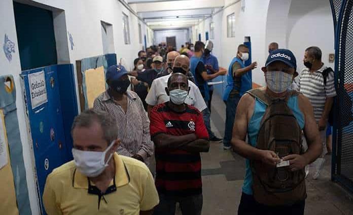 Aumentan casos en Brasil