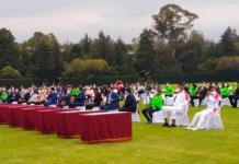 AMLO encabeza ceremonia de entrega del Premio Nacional de Deportes