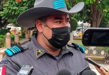 Realizan limpia en la Policía Rural