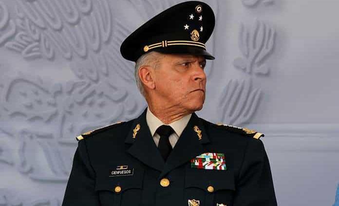 Piden investigar papel de Cienfuegos en desaparición de normalistas