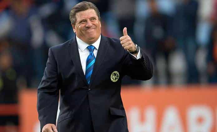 Cruz Azul buscó a Miguel Herrera