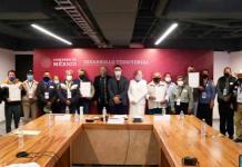 Sedatu otorga certeza jurídica a 997 ejidatarios del país