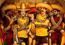Equipos europeos conmemoran la Revolución Mexicana