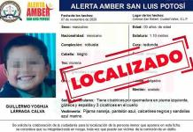 Localizan a menor de 3 años reportado como desaparecido en Ciudad Valles