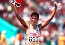 Fallece el medallista olímpico mexicano Ernesto Canto