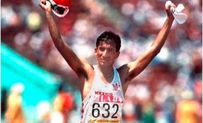 Fallece el campeón olímpico mexicano Ernesto Canto