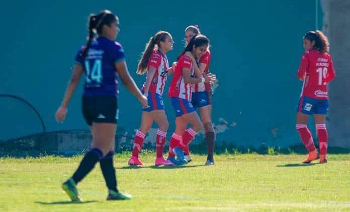 Suma Atlético de San Luis femenil su único punto como visitante