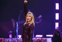 Taylor Swift gana los Apple Music Awards
