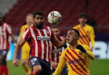 Simeone vence por fin al Barcelona en La Liga