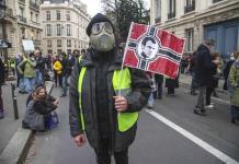Protestas en Francia contra ley sobre fotos de policías