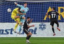 Real Madrid apenas rescata empate con el Villarreal