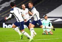 Tottenham derrota al Manchester City y lo aleja del liderato