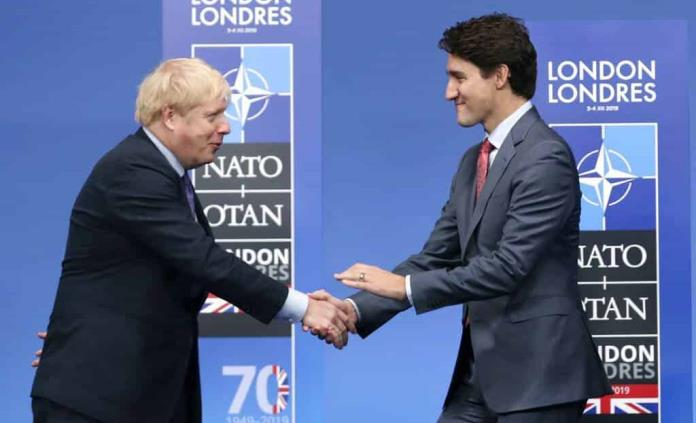 Gran Bretaña firma acuerdo comercial provisorio con Canadá