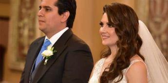 Gretel Fernández Cárdenas y Carlos Terrazas Martínez unen sus destinos