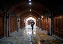 Irán aplicará el toque de queda