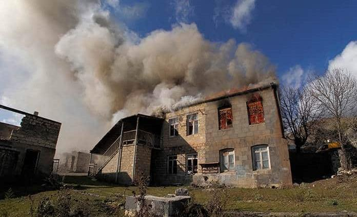 Reconciliación se asoma en Karabaj