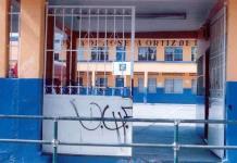 Saquean escuelas durante la pandemia