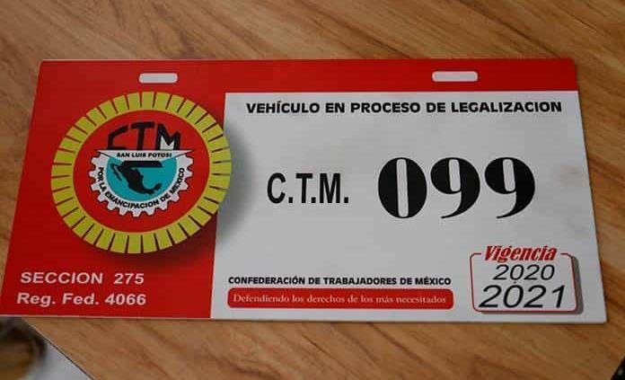 """Va la CTM por autos """"chocolates"""""""