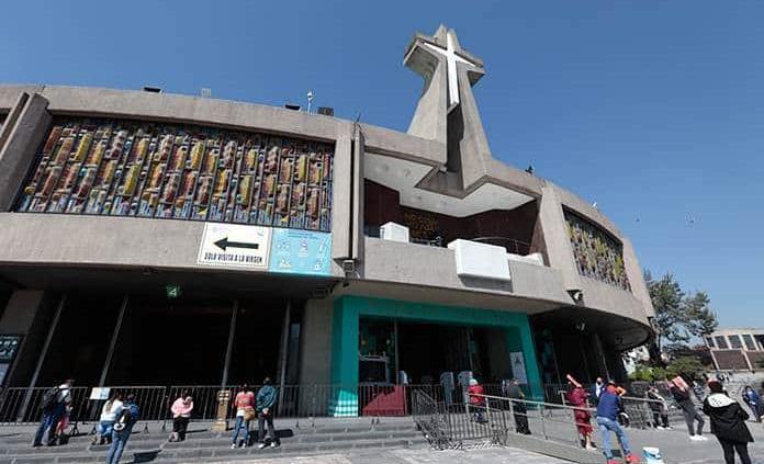 Acceso a Basílica,según el semáforo