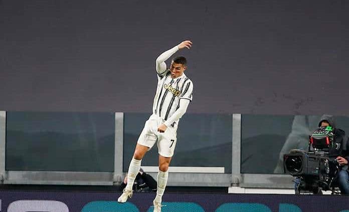 Cristiano sigue anotando; Juventus vence a Cagliari
