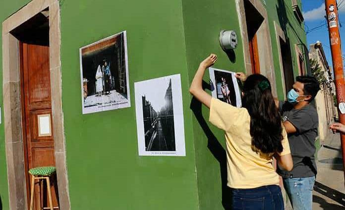 "Fotógrafos potosinos exponen su ""Pandemia"""