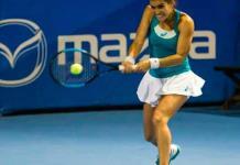 Llegó la potosina Sofía Sánchez hasta las semifinales de dobles